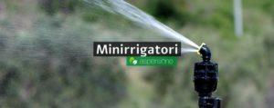 mini irrigatori agricoli