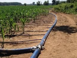 tubo a manichetta per irrigazione