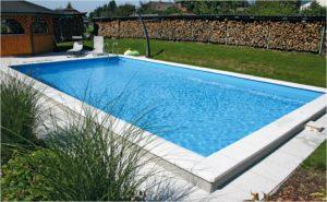 piscina modello capri
