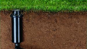 irrigatore interrato