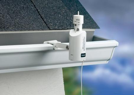 sensore pioggia senza fili